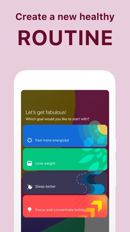 Fabulous - Daily Motivation screenshot-3