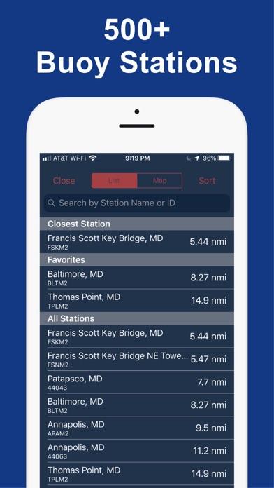 Buoycast: NOAA Marine Forecast by Michael Mahon (iOS, United