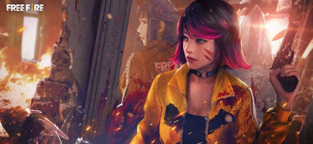 Garena Free Fire: Wonderland Cheat Codes