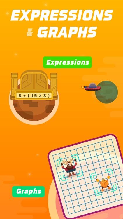 5th Grade Math: Fun Kids Games