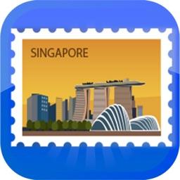 Singapore Emojis Stickers