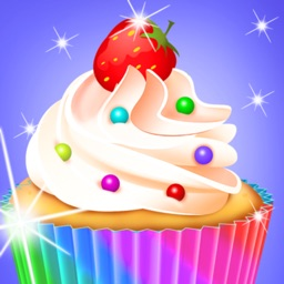 Cup Cake Baking Shop Fever