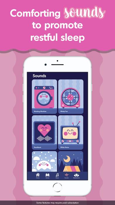 Budge Bedtime Stories & Sounds screenshot 3