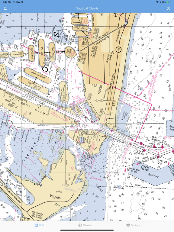 Nautical Charts & Maps screenshot 14