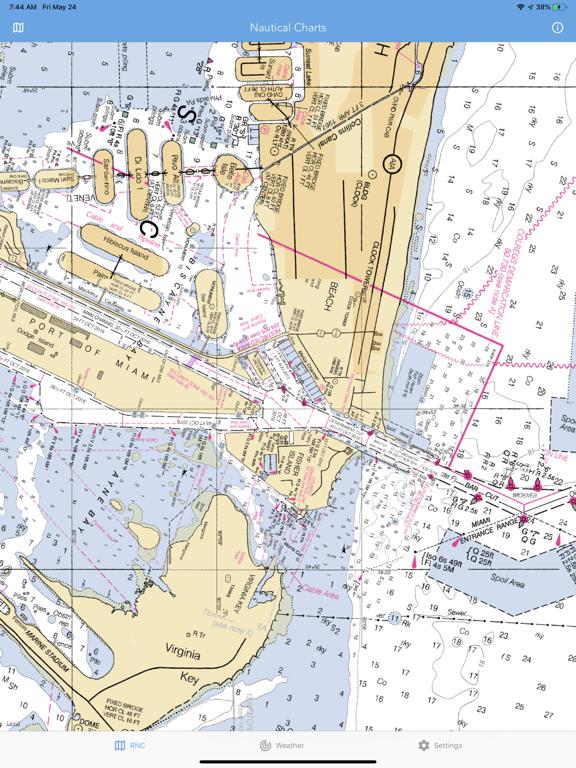 Nautical Charts & Maps screenshot 14
