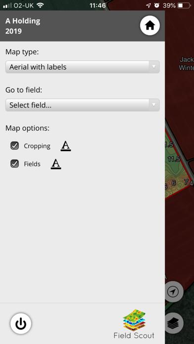 Omnia Field Scout screenshot four