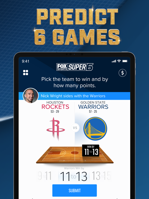 FOX Sports Super 6 screenshot 8