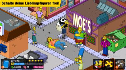 Herunterladen Die Simpsons™: Springfield für Android
