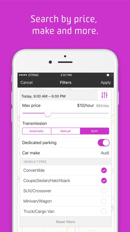 Getaround - Instant Car Rental screenshot-1