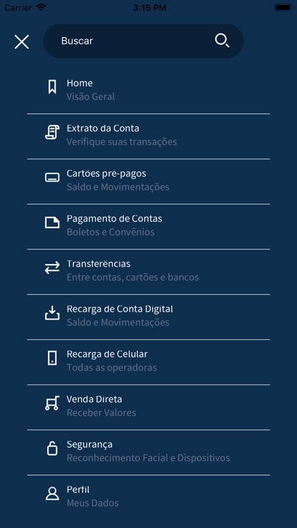 Conta Digital Sonhar screenshot-5
