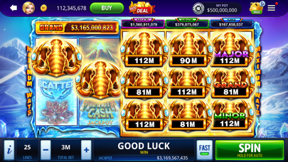 DoubleU Casino: Vegas Slots for windows pc