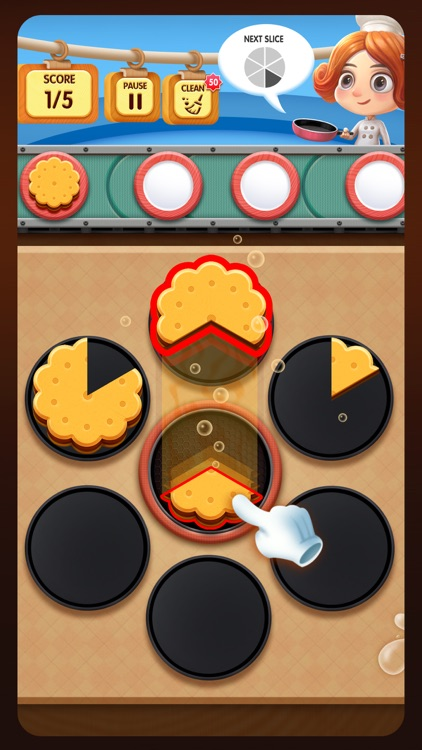 Food Circle:Fun Cooking Games screenshot-4
