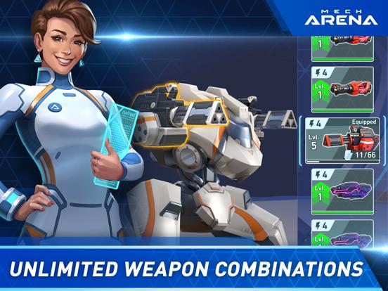Mech Arena: Robot Showdown screenshot 10