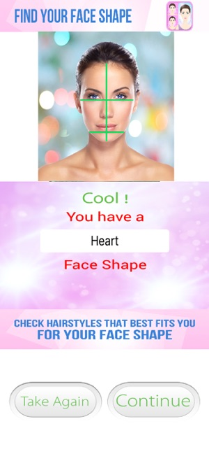 Sensational Find Your Face Shape On The App Store Schematic Wiring Diagrams Amerangerunnerswayorg