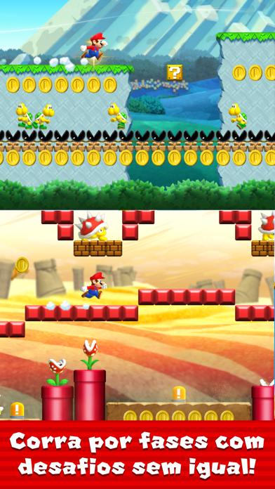 Screenshot for Super Mario Run in Brazil App Store