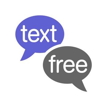 Text Free: Texting + Calling Logo
