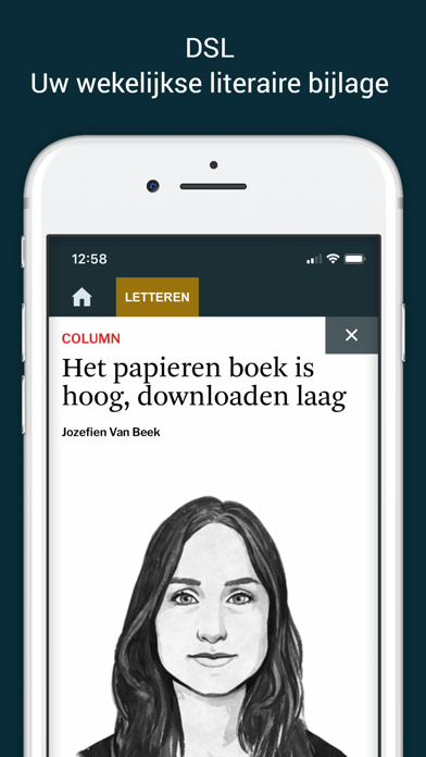 De Standaard Krant & DS Avondのおすすめ画像4