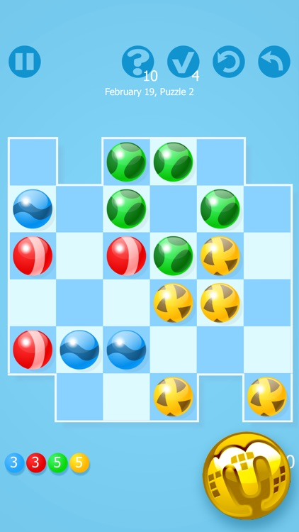 Marbly - Puzzle Game Challenge screenshot-3