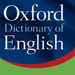 ‎Oxford Dictionary of English
