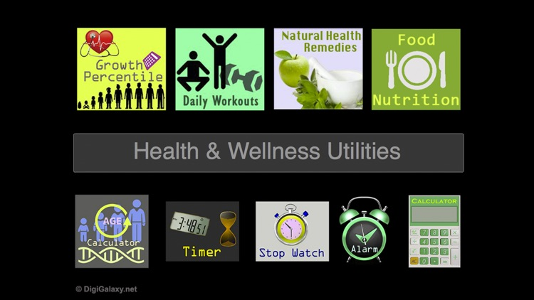 Health and Wellness Pack