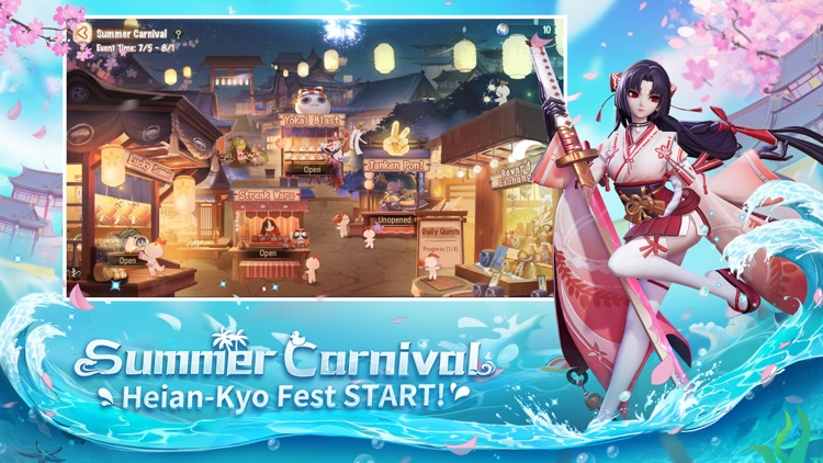 Onmyoji Arena screenshot-2