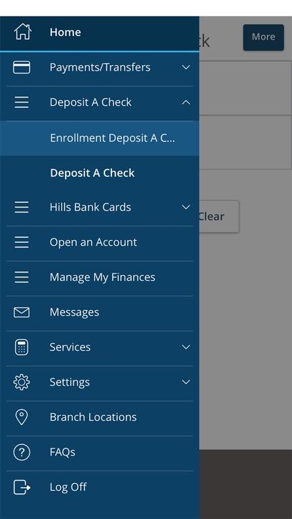 Hills Bank mobile