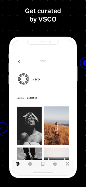 VSCO Screenshot