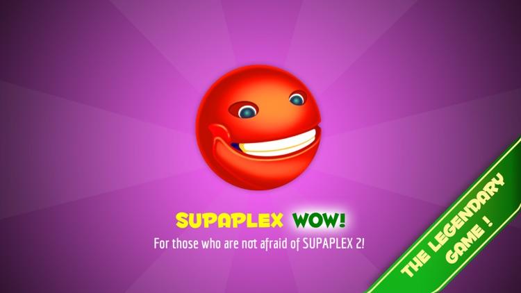Supaplex WOW! screenshot-0