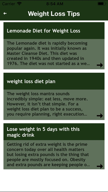 Weight & Height Gain Tips 2019 screenshot-4