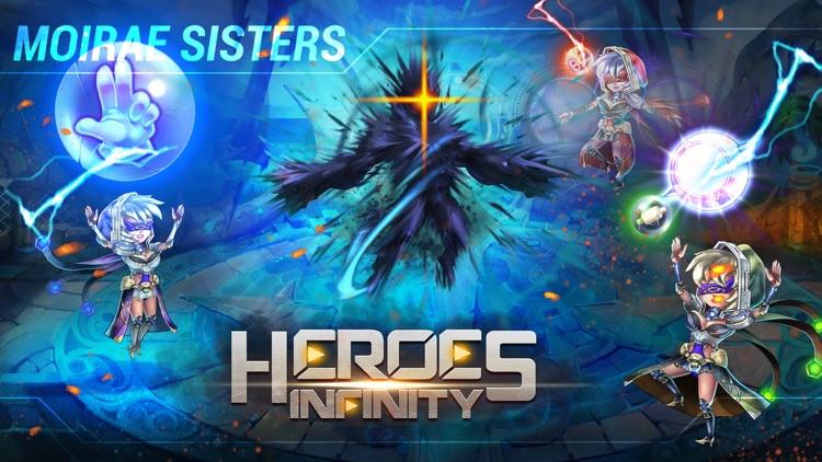 Heroes Infinity - Blade & Soul screenshot-4