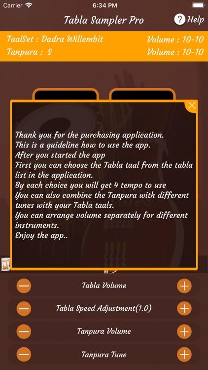 Tabla Sampler Pro screenshot-3