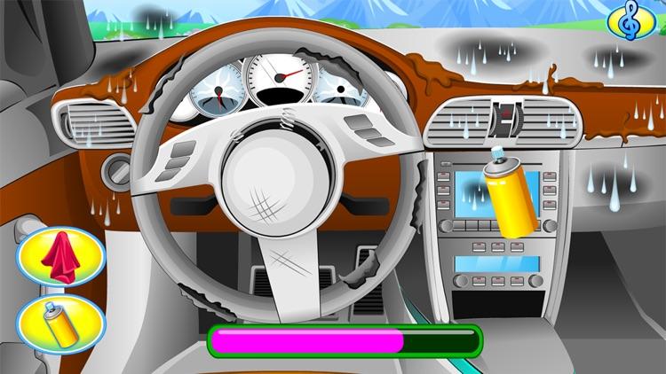 Sports car wash - car care screenshot-4