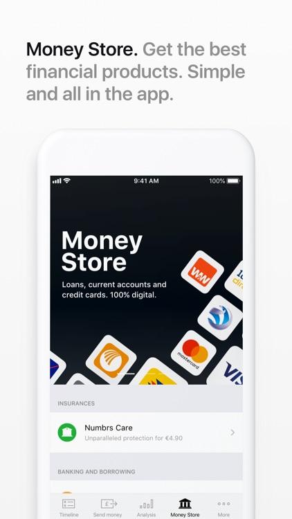 Numbrs – Mobile Banking screenshot-6