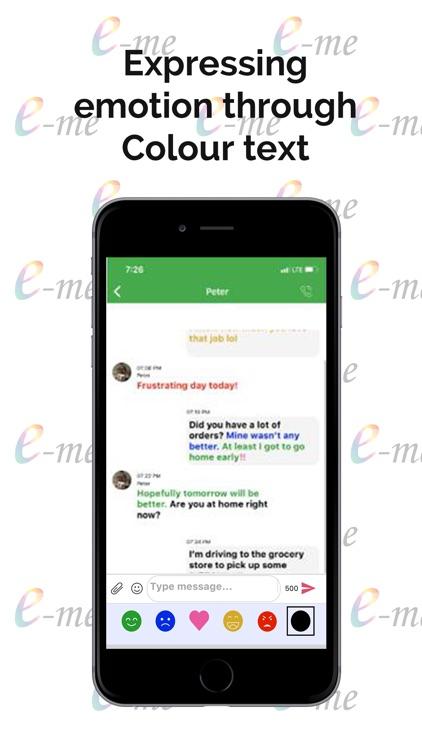 e-me screenshot-1