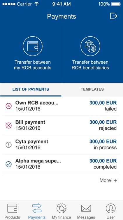 RCB Mobile Banking screenshot-6