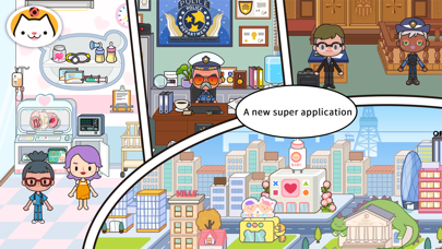 Miga Town: My World screenshot 4