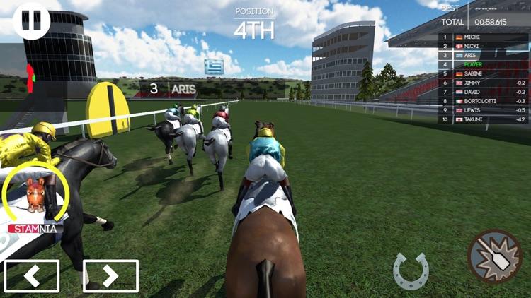 Horse Racer screenshot-4