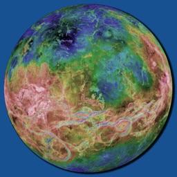 Venus Atlas