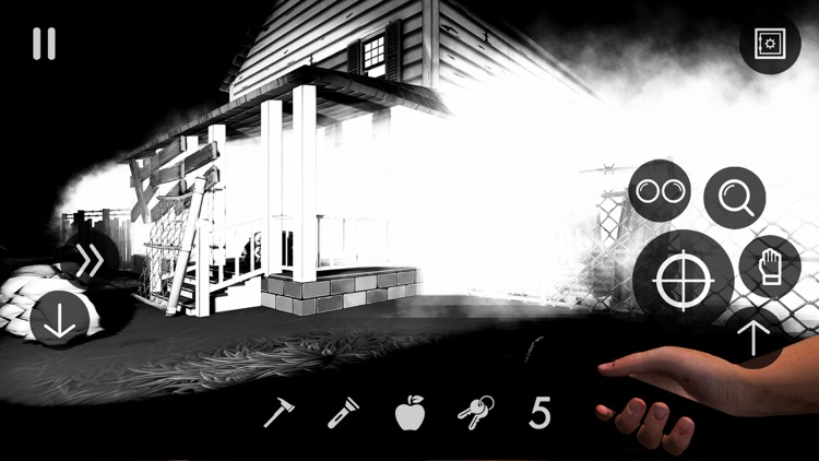 Horror House - Scarry Game