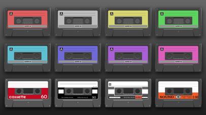 Audio Tape Screenshots