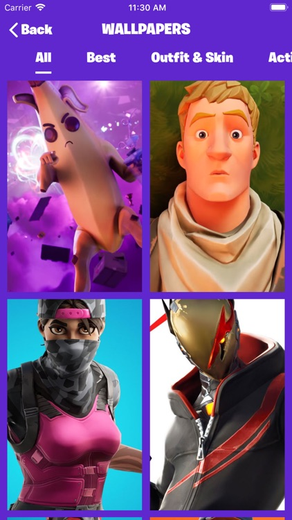 QuizFort - Quiz for Fortnite screenshot-4