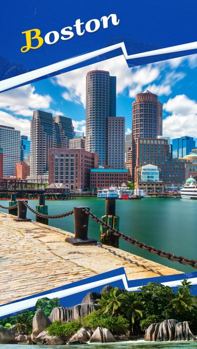 Boston Tourism Guide screenshot one