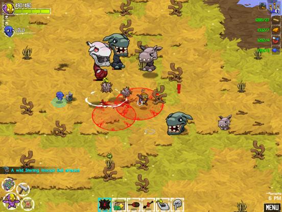 Crashlands Screenshots