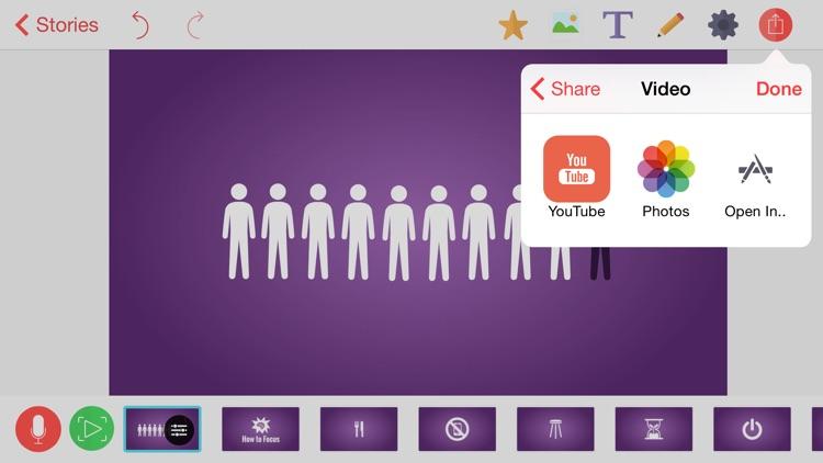 Vidra - Video Presentations screenshot-3