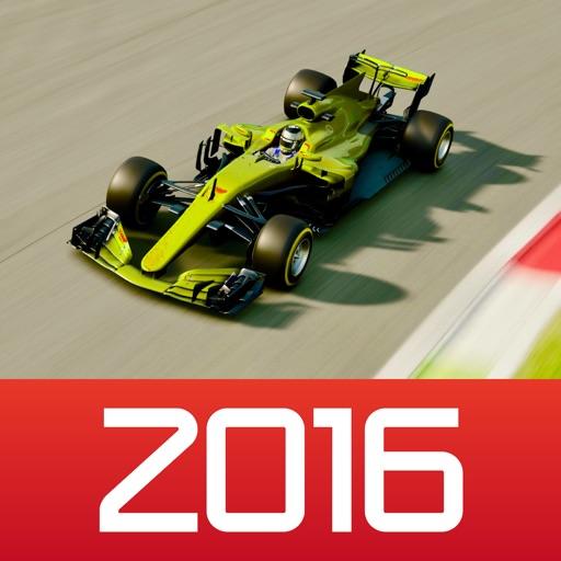 Sim Racing Dash for F1 2016