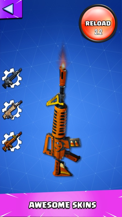 Weapon Sim For Fortnite