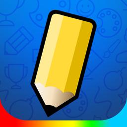 Ícone do app Draw Something