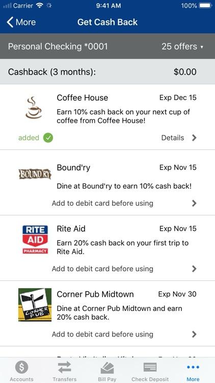 Texans Credit Union Mobile screenshot-6