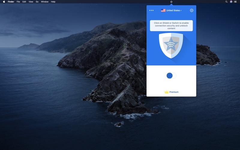 Star VPN Screenshot