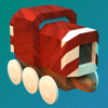 ChooChoo 木製の列車